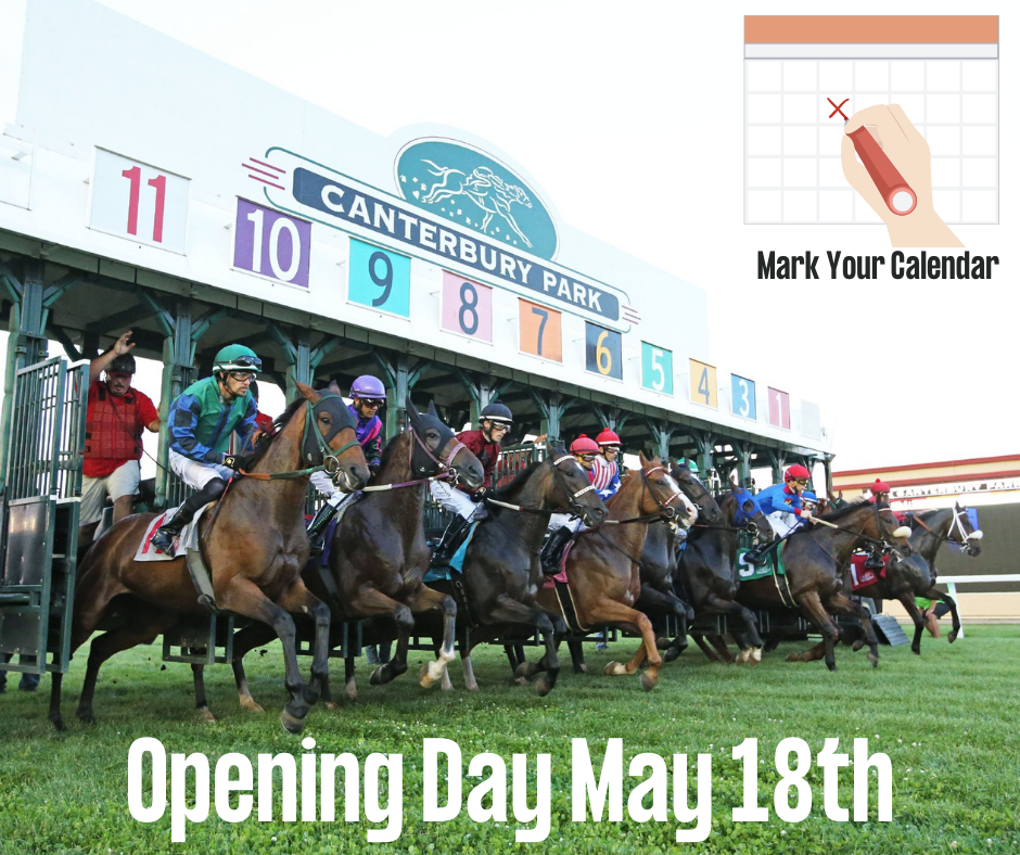 Opening Day at Canterbury Park