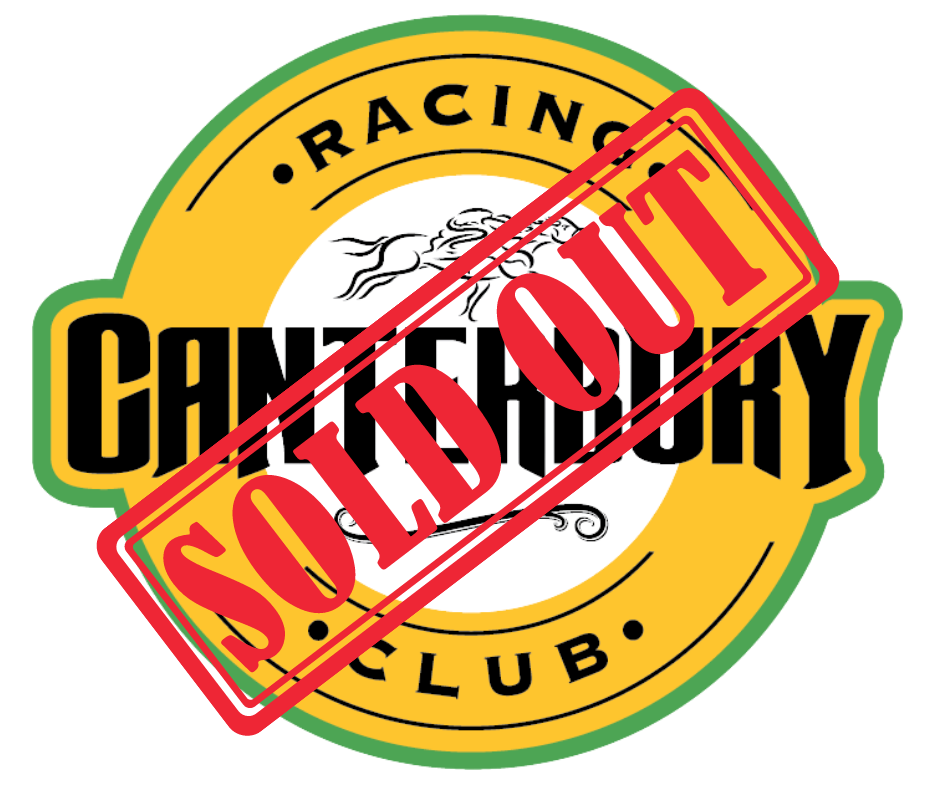 Canterbury Racing Club SOLD OUT