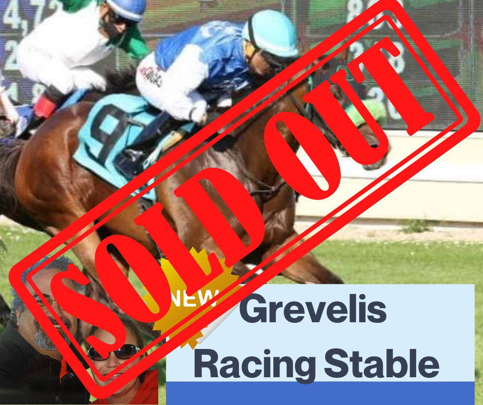 Grevelis Racing Stable Sold Out