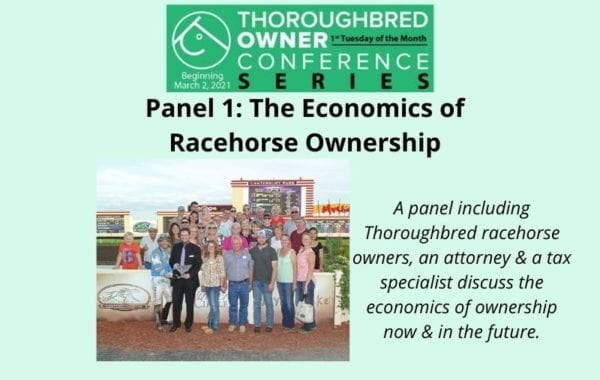 Thoroughbred Owner Conference Panel 1